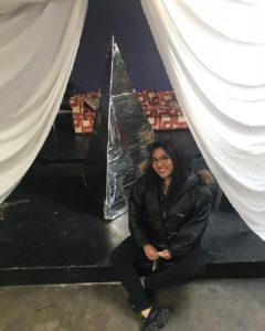 Karina Soni Disco Pyramid
